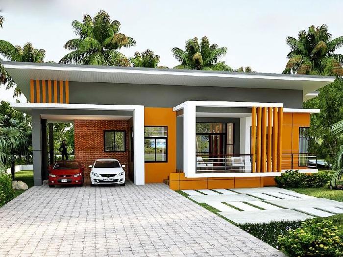 1- Cách thiết kế nội thất nhà cấp 4 đẹp hiện đại với chi phí hợp lý