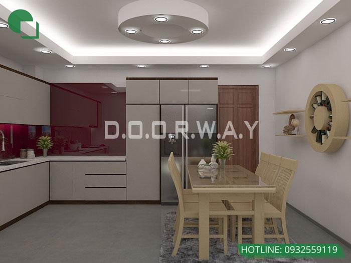 1- thiết kế nội thất chung cư 2019