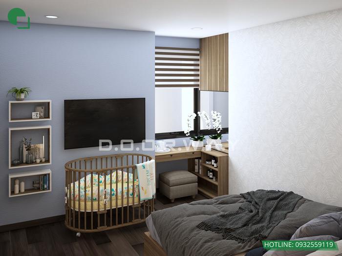 2-nội thất thông minh cho phòng ngủ nhỏ