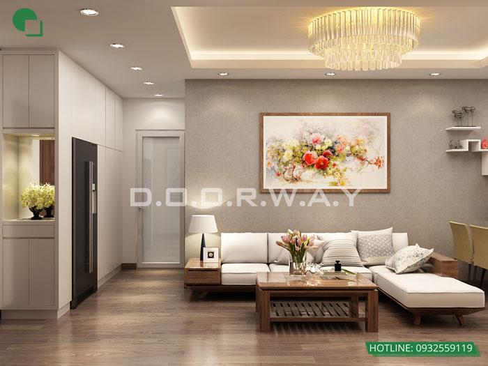 2 - thiết kế nội thất chung cư 70m2