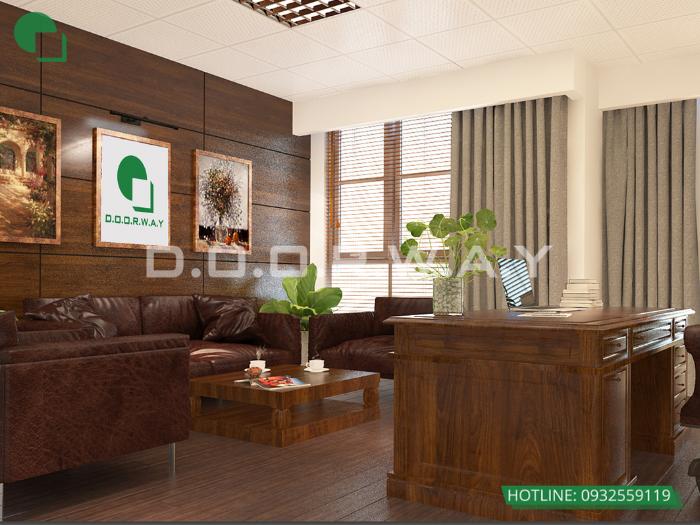 2- 4 ý tưởng thiết kế văn phòng hiện đại tăng lợi thế kinh doanh