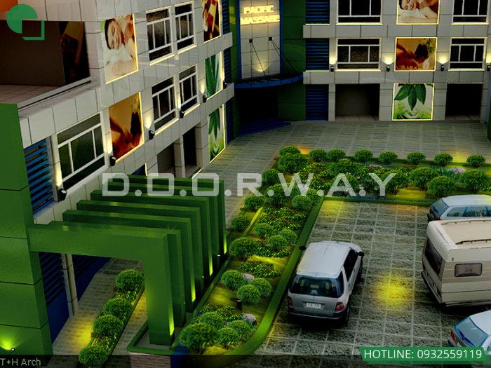 3- Cách thiết kế khách sạn hiện đại đẹp làm siêu lòng du khách
