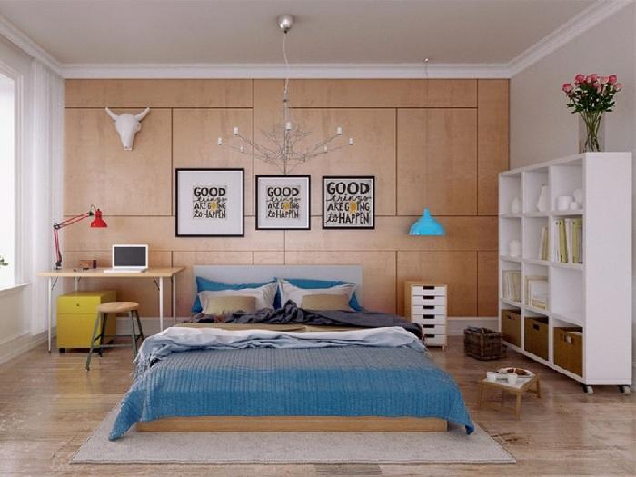 3- Cách thiết kế nội thất nhà cấp 4 đẹp hiện đại với chi phí hợp lý