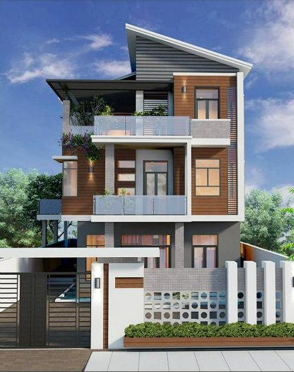 4- Sở hữu ngôi nhà đẹp mãi với thời gian cùng thiết kế nhà 6x20m