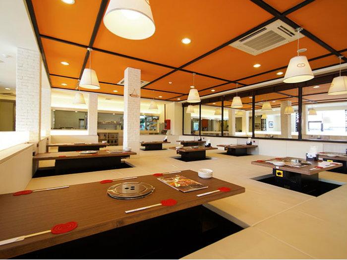 4- Kinh nghiệm thiết kế nhà hàng lẩu băng chuyền hài lòng thực khách