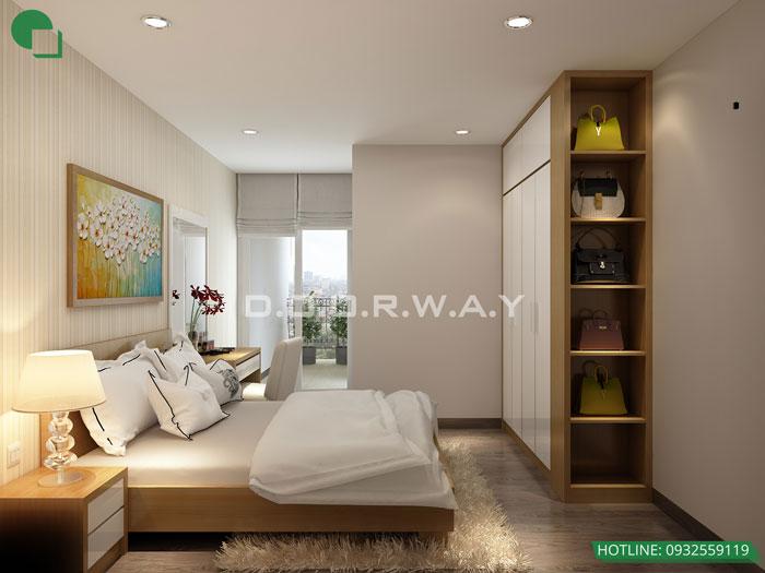 4 - thiết kế nội thất chung cư 70m2