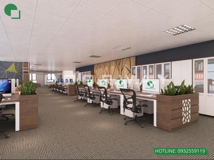 4- 4 ý tưởng thiết kế văn phòng hiện đại tăng lợi thế kinh doanh