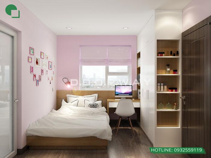 5 - thiết kế nội thất chung cư 70m2