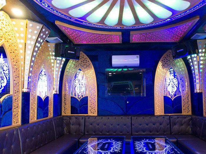 5- Hốt bạc nhờ 5 nguyên tắc trang trí nội thất quán karaoke