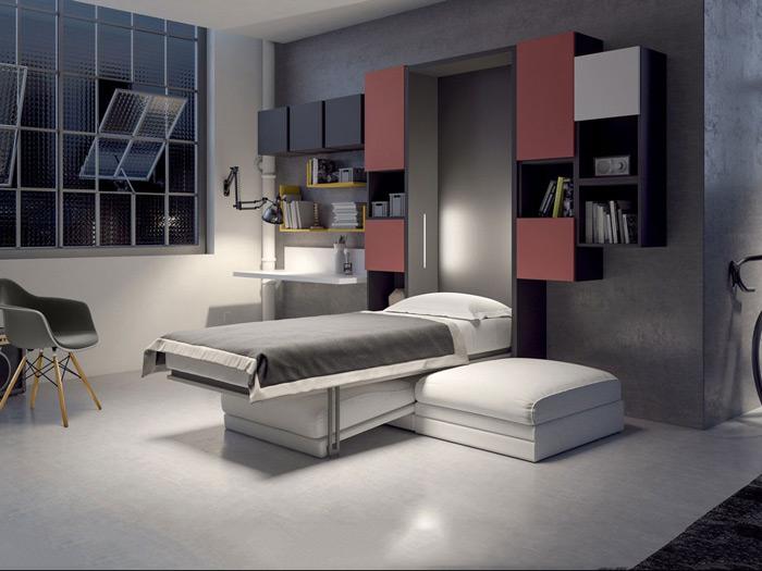 6-nội thất thông minh cho phòng ngủ nhỏ