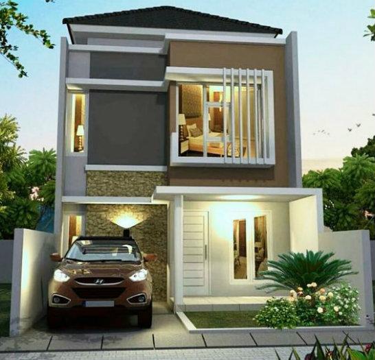 8- Sở hữu ngôi nhà đẹp mãi với thời gian cùng thiết kế nhà 6x20m