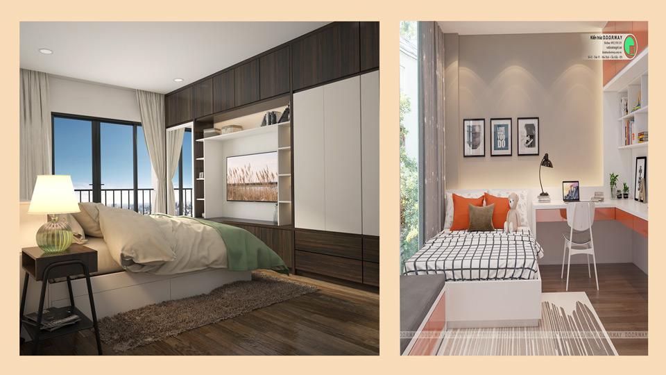 ảnh tiêu biểu - nội thất thông minh cho phòng ngủ nhỏ