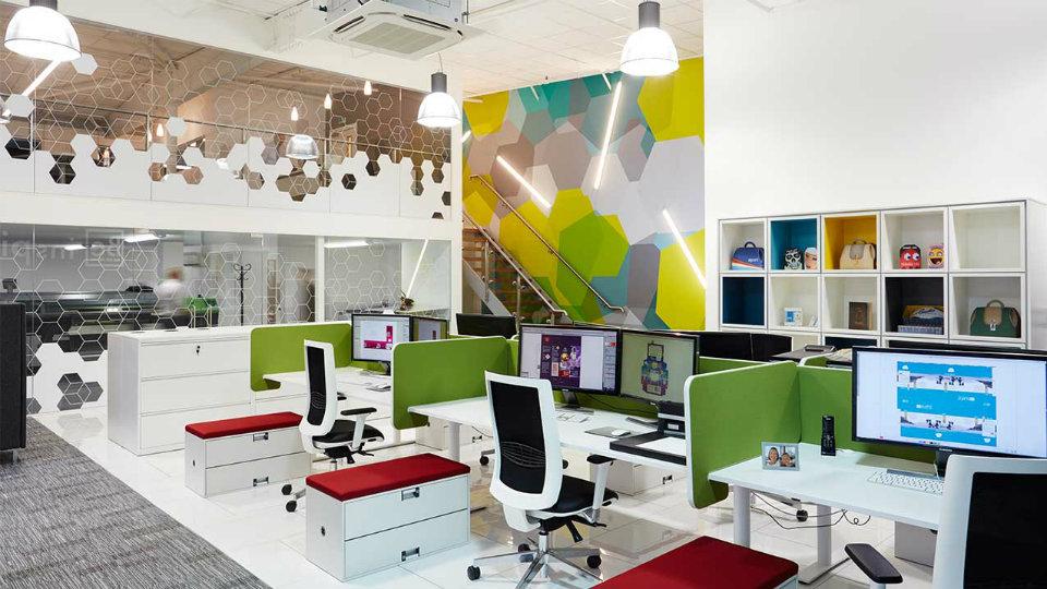 Ảnh tiêu biểu- 7 ý tưởng thiết kế văn phòng khơi nguồn sáng tạo cho nhân viên