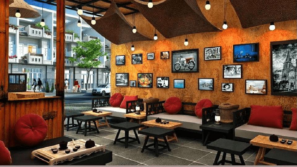 Ảnh tiêu biểu- Mẹo trang trí nội thất quán cafe độc đáo và khác biệt