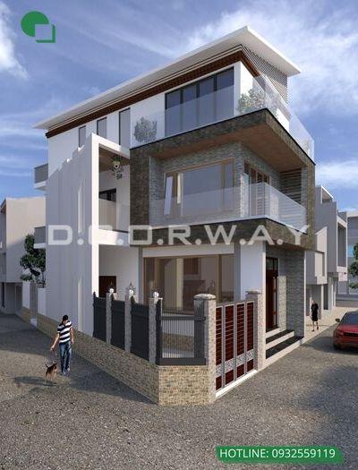 3- Thiết kế nhà ở kết hợp cửa hàng và những lưu ý cần nhớ