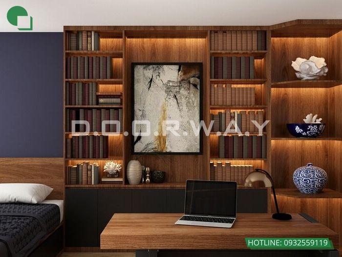 5- Những mẹo thiết kế nội thất chung cư 2 phòng ngủ không thể bỏ qua