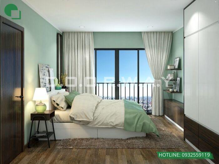 7- Những mẹo thiết kế nội thất chung cư 2 phòng ngủ không thể bỏ qua