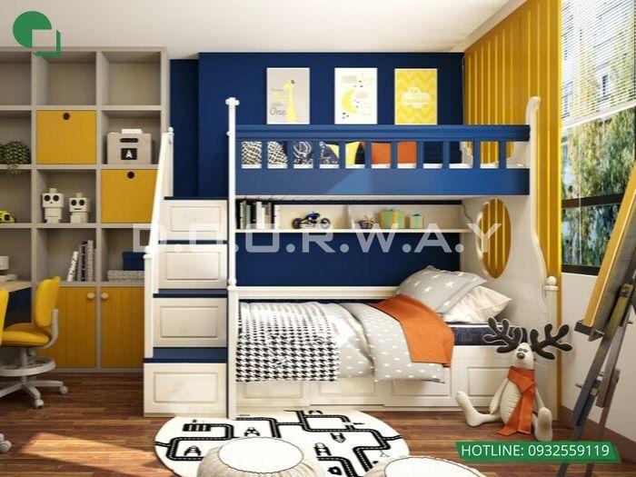 8- Những mẹo thiết kế nội thất chung cư 2 phòng ngủ không thể bỏ qua