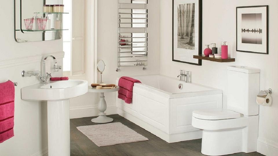 Ảnh tiêu biểu- 5 mẹo chọn đồ nội thất nhà tắm hợp lý đến từng góc nhỏ
