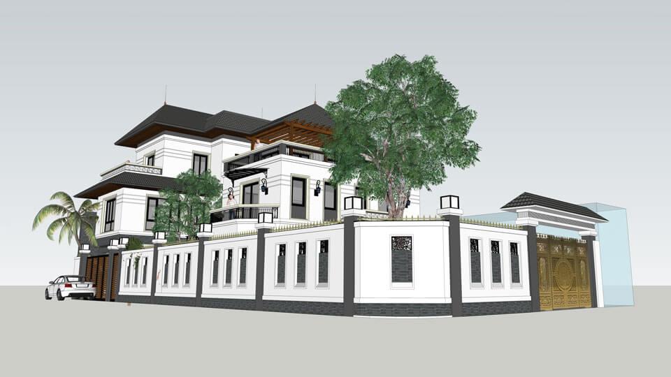 Ảnh tiêu biểu- Mê mẩn với 1000+ mẫu thiết kế cổng nhà biệt thự đẳng cấp