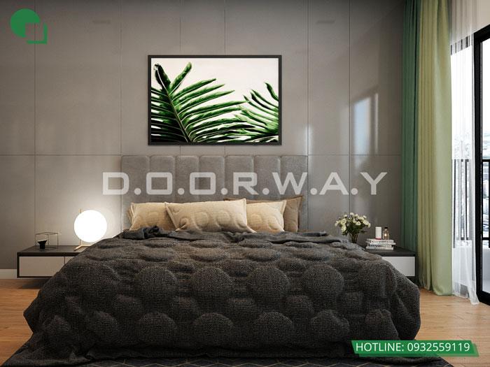 PN1(2)- Tổng hợp thiết kế nội thất căn hộ Florence đẹp nhất 2019