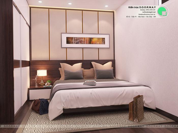 PN3(1)- Tổng hợp thiết kế nội thất căn hộ Florence đẹp nhất 2019