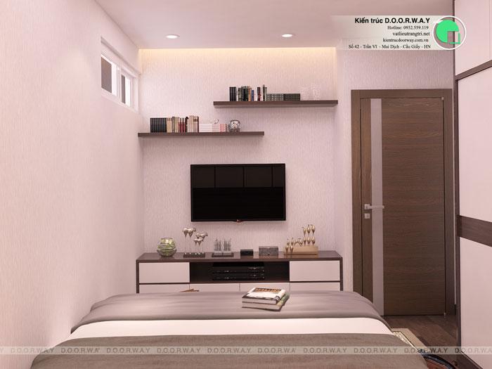 PN3(2)- Tổng hợp thiết kế nội thất căn hộ Florence đẹp nhất 2019