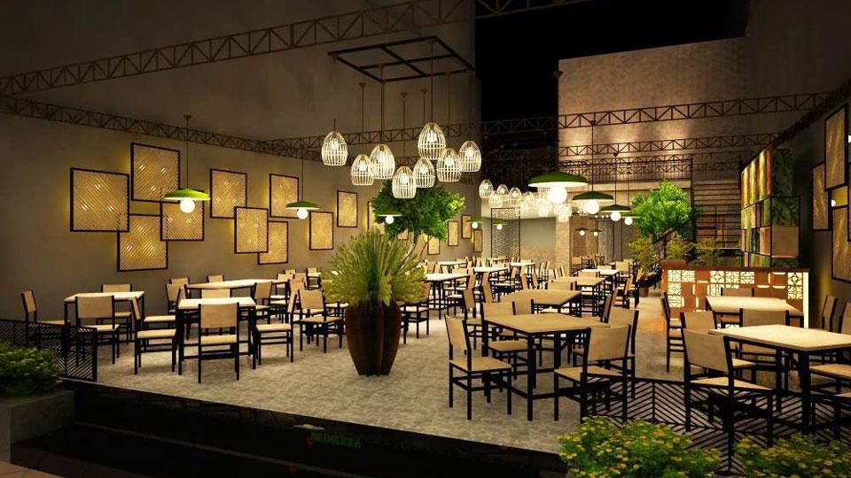 ảnh tiêu biểu - thiết kế phòng ăn nhà hàng