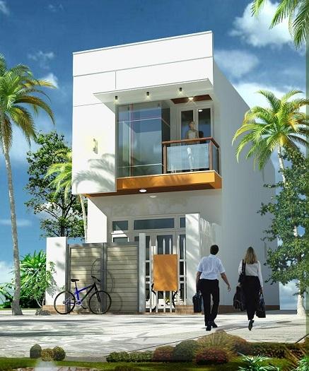 10- Tham khảo các thiết kế nhà 2 tầng 4 phòng ngủ nhìn là muốn ở ngay