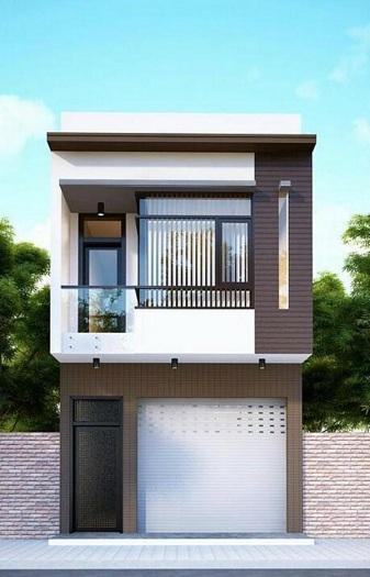 11- Tham khảo các thiết kế nhà 2 tầng 4 phòng ngủ nhìn là muốn ở ngay
