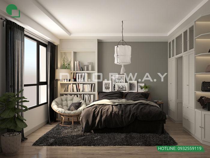 2-thiết kế phòng ngủ đẹp sang trọng