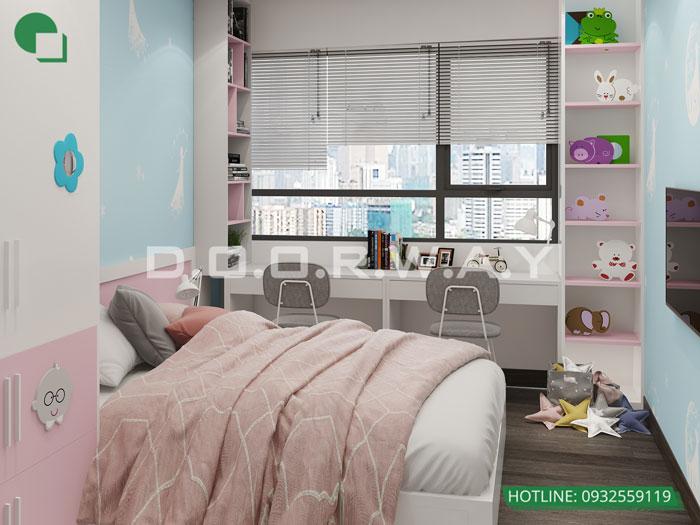 11- Tư vấn thiết kế nội thất nhà phố hiện đại 2 tầng, 3 tầng