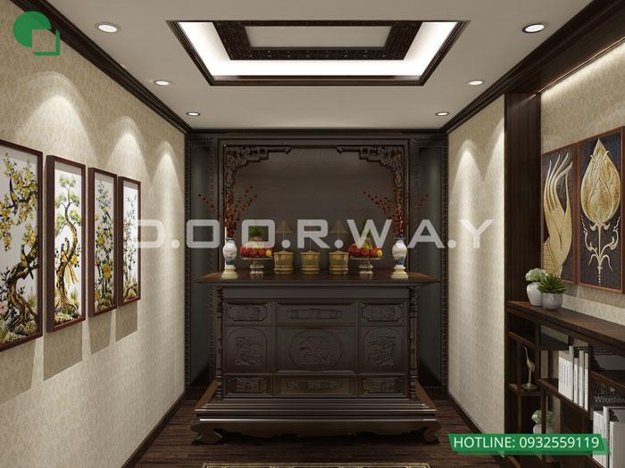 12- Tư vấn thiết kế nội thất nhà phố hiện đại 2 tầng, 3 tầng
