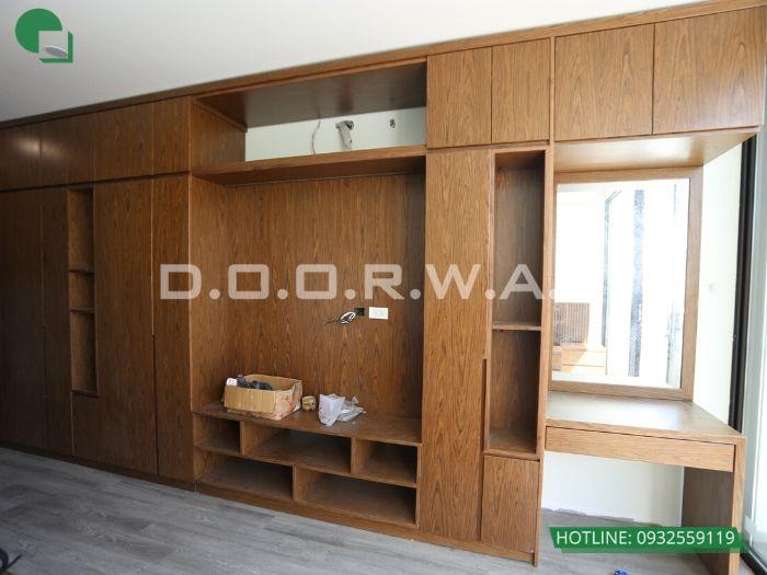 3- Thi công nội thất gỗ công nghiệp: giải pháp tối ưu tiện ích sống