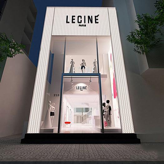 3- Bí quyết thiết kế mặt tiền showroom thu hút khách 2020