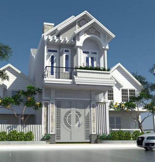 4- Ý tưởng thiết kế nhà 5x18m 2 tầng theo phong cách hiện đại