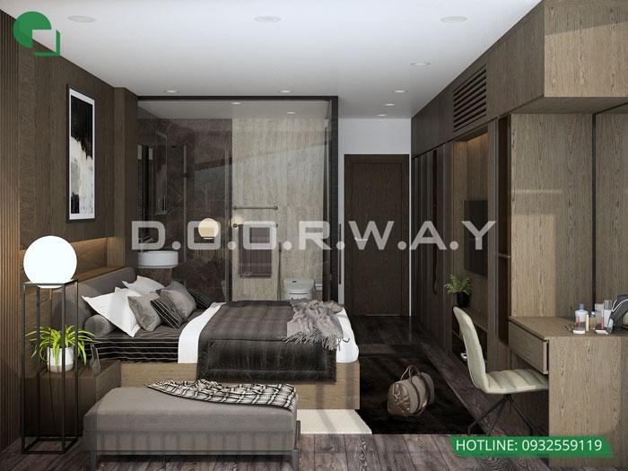 6- Tư vấn thiết kế nội thất nhà phố hiện đại 2 tầng, 3 tầng