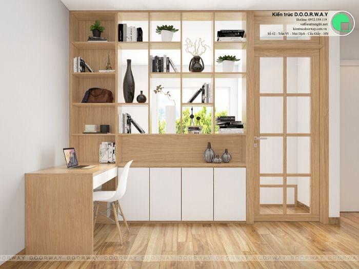 7- Thi công nội thất gỗ công nghiệp: giải pháp tối ưu tiện ích sống