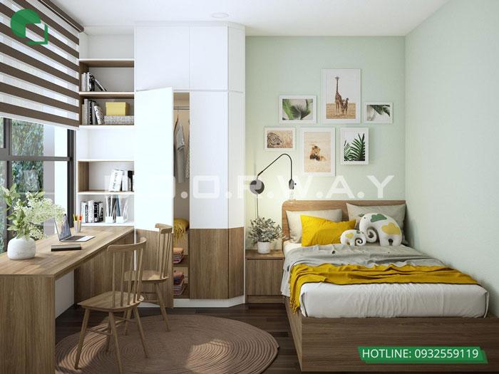 8- Tư vấn thiết kế nội thất nhà phố hiện đại 2 tầng, 3 tầng