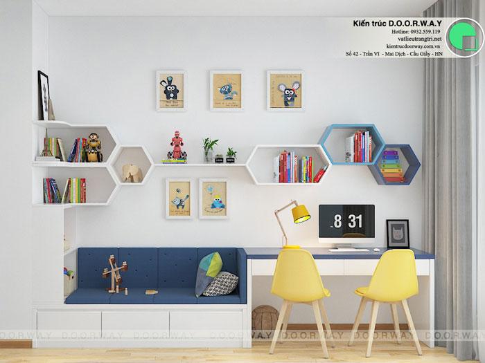 PN2(2) - Thiết kế nội thất căn 3 phòng ngủ The Legacy như thế nào?