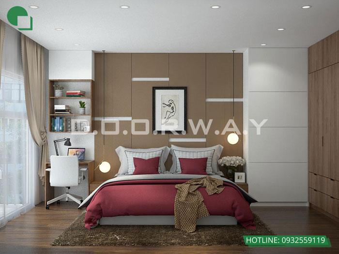 PN3(1) - Thiết kế nội thất căn 3 phòng ngủ The Legacy như thế nào?