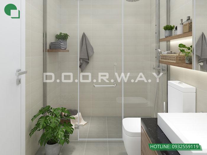 WC(2) - Thiết kế nội thất căn 3 phòng ngủ The Legacy như thế nào?
