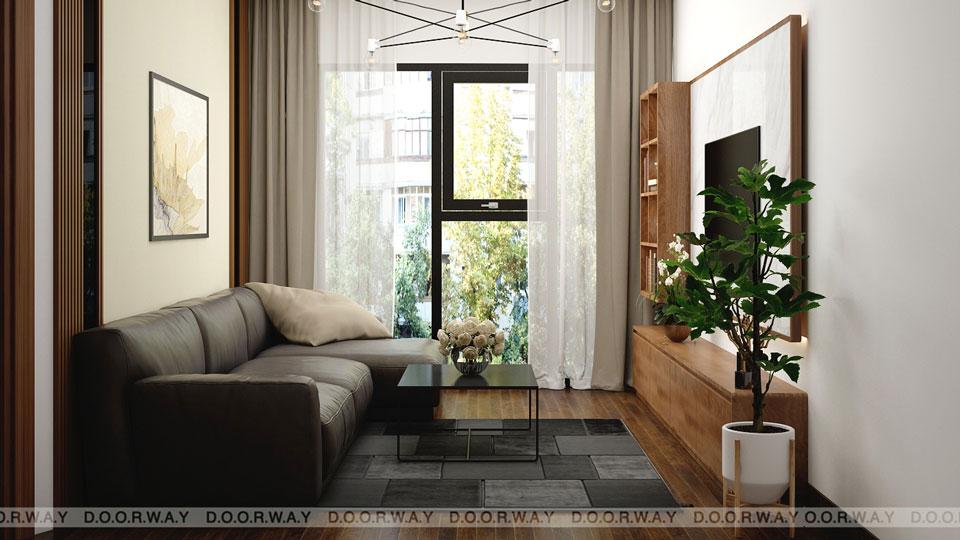 Thiết kế nội thất căn 3 phòng ngủ như thế nào?