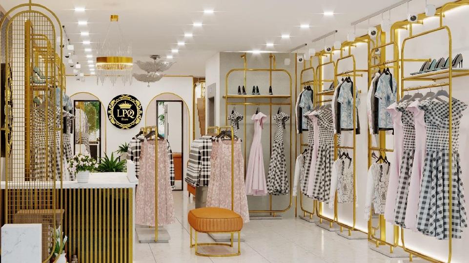 Gợi ý 4 cách thiết kế showroom quần áo tạo ấn tượng khó phai