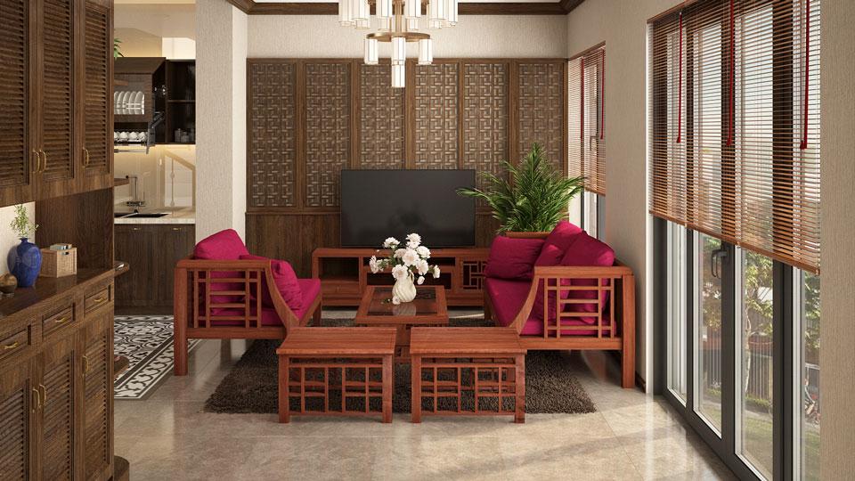 Ảnh tiêu biểu- [Hot] Cách phối màu nội thất phòng khách đẹp nhất 2020