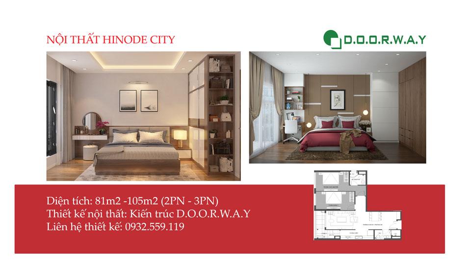 Ảnh tiêu biểu- Mẹo chọn thiết kế nội thất căn hộ Hinode City | 2020