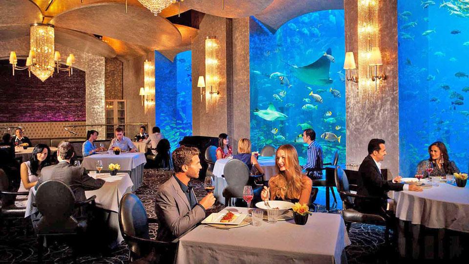 Ảnh tiêu biểu- Những lưu ý khi thiết kế nội thất nhà hàng hải sản