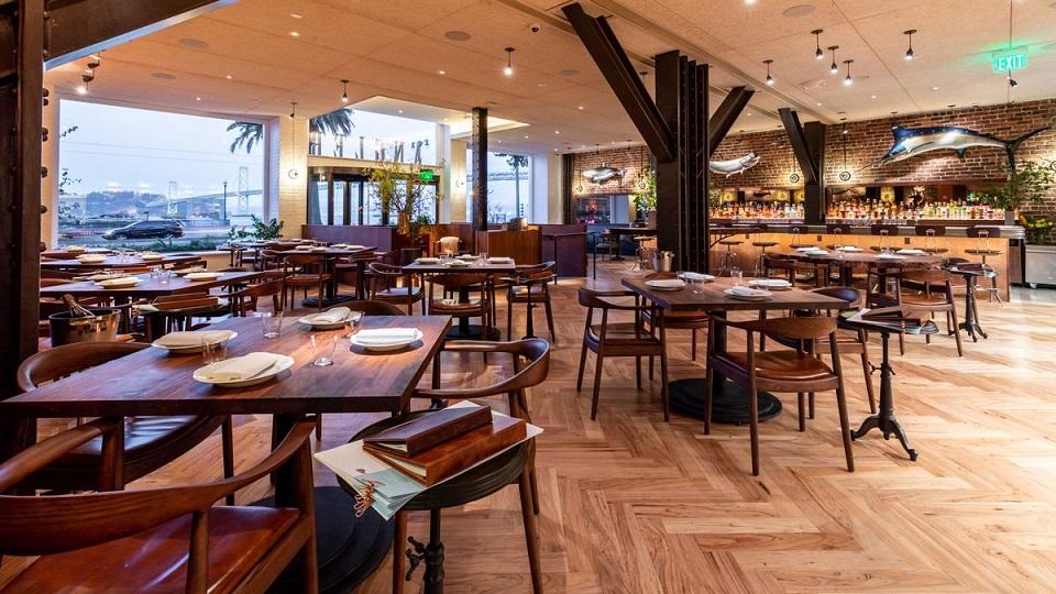 Các mẫu thiết kế nhà hàng ăn uống bình dân thu hút thực khách