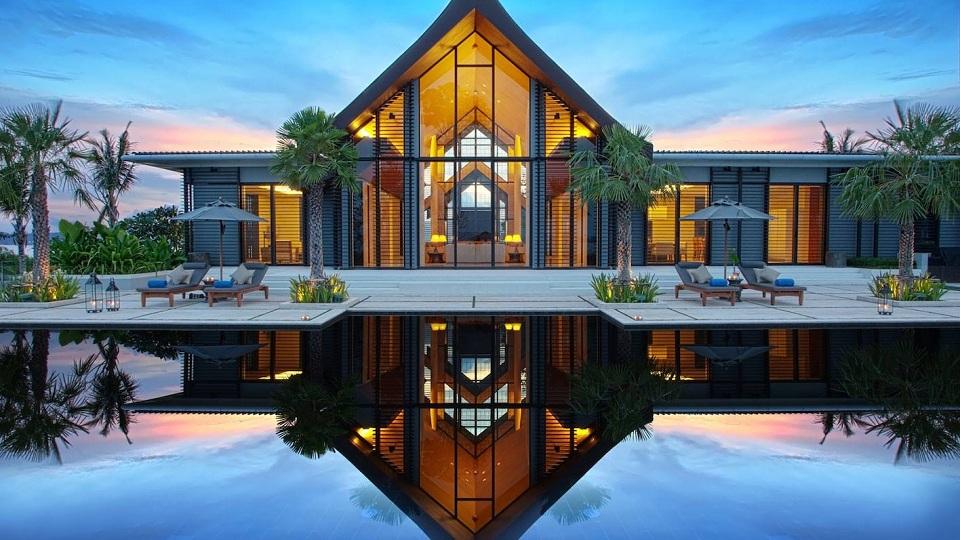 9 siêu phẩm kiến trúc biệt thự phong cách hiện đại