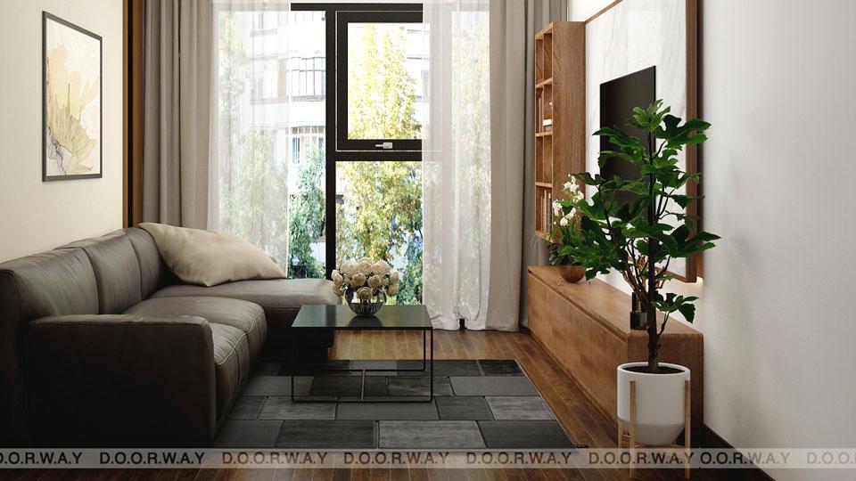 Thiết kế nội thất chung cư hiện đại như thế nào?